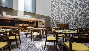 Restaurant Hôtel Krystal Urban Guadalajara Guadalajara